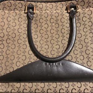 Celine Bags - Vintage Celine Paris bag